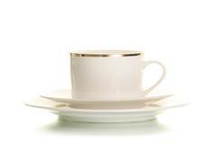 Cuvette de café d'isolement Image stock