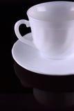 Cuvette de café en céramique Photo libre de droits