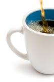 Cuvette de café frais Photos stock
