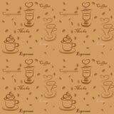 Cuvette de café sans joint Photo libre de droits