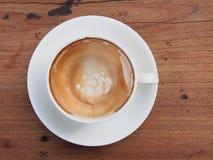 Cuvette de café vide photos libres de droits