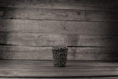 Cuvette de café à aller Image libre de droits