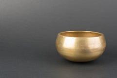 Cuvette de chant de Tibetian Image stock
