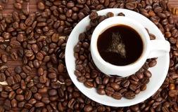 Cuvette de cofee photo stock