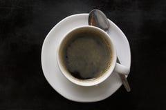 Cuvette de coffe Image stock