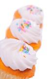 cuvette de gâteaux Photographie stock