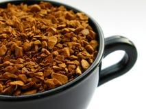 Cuvette de grains de café. Photographie stock libre de droits