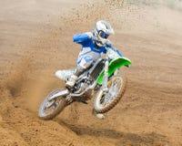 Cuvette de l'équipe IMBA de nations (motocross) photos libres de droits
