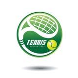 Cuvette de tennis Photo libre de droits
