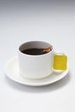 Cuvette de thé Images libres de droits
