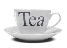 Cuvette de thé 2 images stock