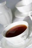 Cuvette de thé. Photos libres de droits