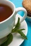 Cuvette de thé. Photographie stock