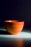 Cuvette de thé asiatique traditionnelle Image libre de droits