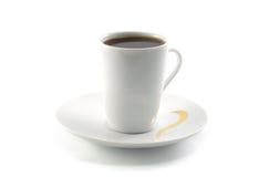 Cuvette de thé (café) Photo libre de droits