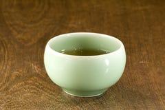 Cuvette de thé chinoise Images libres de droits