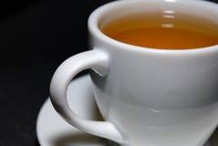 Cuvette de thé de Rose Photographie stock libre de droits
