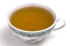 Cuvette de thé vert Images libres de droits