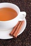 Cuvette de thé Photographie stock libre de droits