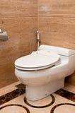 Cuvette de toilette Images stock