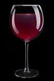 Cuvette de vin Photos stock