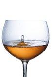 Cuvette de vin mousseux image stock