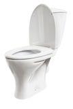 Cuvette des toilettes Images stock