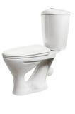 Cuvette des toilettes Image libre de droits