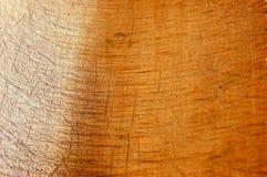 Cuvette en bois faite maison Images stock