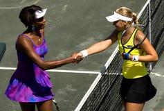 Cuvette le 16 avril de Cirlce de famille d'excursion de Sony Ericsson WTA Photographie stock libre de droits
