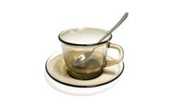 Cuvette pour le thé Images libres de droits