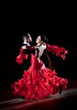 Cuvette PRO-AM, championnats russes de danse du monde Photographie stock
