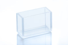 Cuvette rectangulaire Images stock