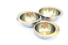 Cuvettes de cuisine Image stock