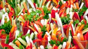 Cuvettes végétales   Photographie stock