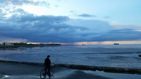 Cuxhaven - northsea Стоковое фото RF