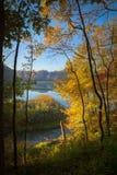 Cuyahoga dalnationalpark arkivbild
