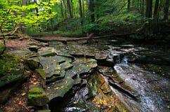Cuyahoga Falls City in Ohio Royalty Free Stock Photos