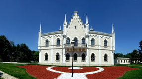 cuza ι παλάτι Στοκ Φωτογραφία