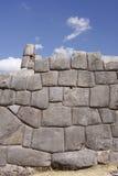 cuzco印加人秘鲁石墙 库存照片
