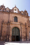 cuzco秘鲁 免版税库存图片