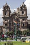 CUZCO, ΠΕΡΟΎ 8 ΜΑΡΤΊΟΥ 2016: Άποψη Plaza de Armas σε Cusco, ανά Στοκ εικόνα με δικαίωμα ελεύθερης χρήσης
