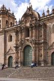 Cuzco - Περού Στοκ εικόνα με δικαίωμα ελεύθερης χρήσης