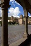 Cuzco - Περού Στοκ εικόνες με δικαίωμα ελεύθερης χρήσης