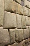 Cuzco - τοίχος του Περού - Hatumrumiyoc Inca Στοκ εικόνες με δικαίωμα ελεύθερης χρήσης