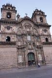 cuzco Перу Стоковое Фото