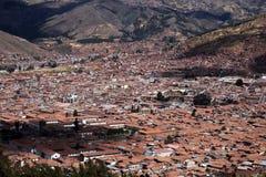 Cuzco Fotografia Stock Libera da Diritti