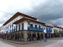 Cuzco. Fotografia Stock