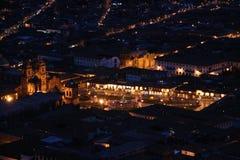 cuzco Fotografia Royalty Free