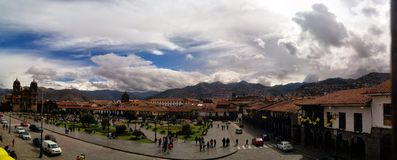 Cuzco Royalty Free Stock Photography